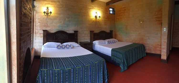 Apart Hotel Primavera Antigua Guatemala
